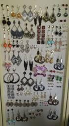 bijuterias e folheados