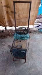 Título do anúncio: Vendo uma máquina de Souda Bontom2000  elétrica com todos os cabos