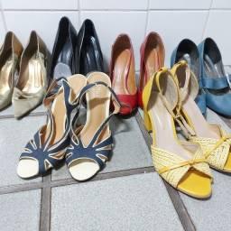 Título do anúncio: Combo de sapatos  diversas marcas