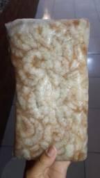 Camarão descascado (Graudo) R$35,00