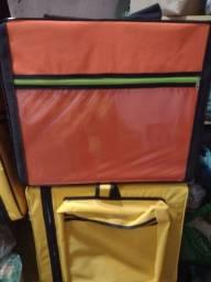 Bag entregador moto boy