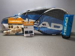 Título do anúncio: Vendo Raquete de Tênis Head Speed MP 315 - 5 x R$ 129,90