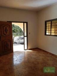 Título do anúncio: Casa com 3 dormitórios para alugar, 185 m² por R$ 1.100/mês - Vila Ercília - São José do R