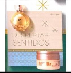 Título do anúncio: kit liz o boticario perfume  presente