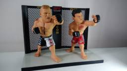 Título do anúncio: Boneco Ufc Round 5 Vs Series - Brock Lesnar Vs Frank Mir