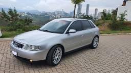 Título do anúncio: Audi A3 1.8 20v Turbo