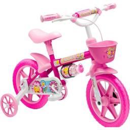 Bicicleta Nova Infantil Aro 12