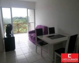 Apartamento para alugar com 2 dormitórios em Vila de abrantes, Camaçari cod:AP08275