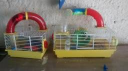 0207c921f0 Gaiola hamster (leia o anúncio)