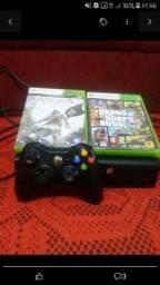 Xbox 360 super slim Paso cartão