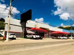 Loja para alugar, 1500 m² por r$ 12.000/mês - matinha - teófilo otoni/mg