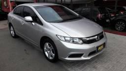 Honda civic 2013 .1.8 automático completo - 2013