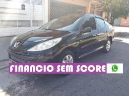 Peugeot sedan 2011 completo financiamento sem score ficha pelo whatsap