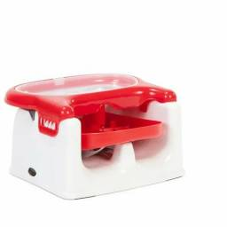 Cadeira De Refeição Portátil -Vermelha $90,00
