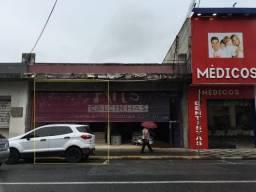 Salão comercial para locação, rua general francisco glicério, centro, suzano