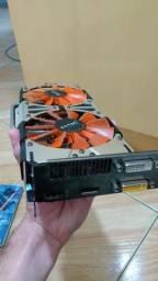 Placa de vídeo GTX 750 ti 2gb