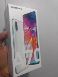 Samsung A70 128GB NOVO Original LACRADO até 10x152,90 SEM JUROS