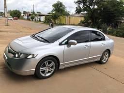 Honda civic automático 2006/2007 - 2007