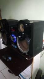 Som Panasonic muito bom 650 W. pontente muito top