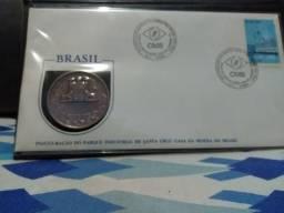 Medalha comemorativa 120 R$