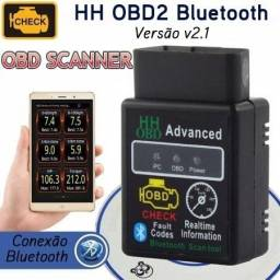 Scanner Automotivo Obd Obd2 Bluetooth Android