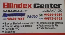 Blindex center