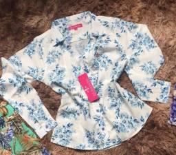 Camisa dudalina tamanho único