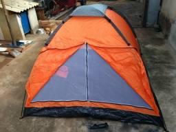 Barraca de acampamento para 4 pessoas