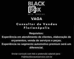 Consultor de vendas Florianópolis