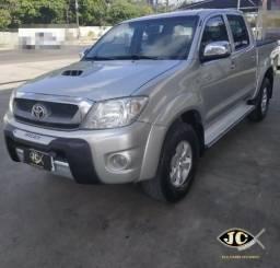 Toyota - Hilux 3.0 SRV Intercooler Automática Diesel - 2009/2010 - 2010