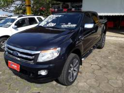 Ford Ranger 2014 3.2 XLT 4X4 Diesel Automatica Couro - 2014