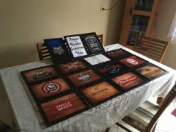 Quadros decorativos Diversos Modelos, Frases, Series, Retrô, Bebidas comprar usado  Eldorado do Sul