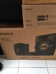 Home System Sony X3D novo novo