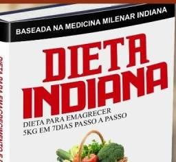 Livro de dietas indianas