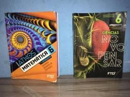 Livros 6 ano R$50,00 cada
