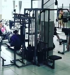 Musculação - estação profissional