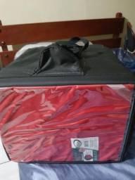 Mochila termica bolsa Bag nova entrega de lanche pizza (motoboy)