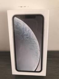 Iphone XR Branco lacrado 128gb
