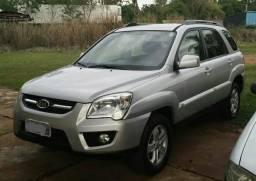 SUV sportage 2008/2009 - 2009