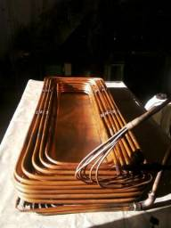Serpentina em Cobre par máquina de picolé