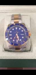 Relógio Rolex Submariner automático a prova d'água