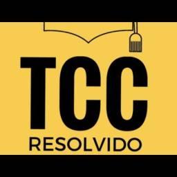 Precisando de ajudar com o TCC, problema resolvido