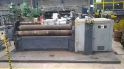 Calandra Hidráulica 2.000mm x 1/2 pol com NR 12