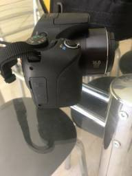 Câmera semi profissional Canon sx530 hs.