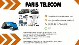 Serviços Paris Telecom