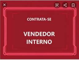 ESTAMOS CONTRATANDO VENDEDORES INTERNOS/URGENTE
