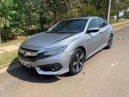 Honda Civic Touring 2018 Impecável