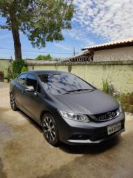 CIVIC Uber BLACK ! - 2015