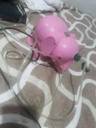 Máquina aerosol