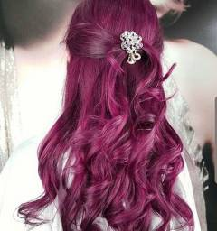 Marsala cabelo
